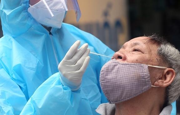Hà Nội ghi nhận 2 trường hợp dương tính SARS-CoV-2 mới
