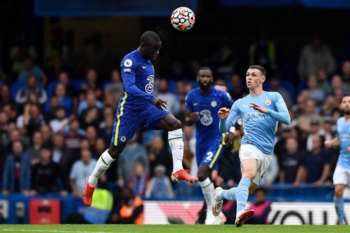 Thua Man City, Chelsea mất ngôi đầu Ngoại hạng Anh - 1