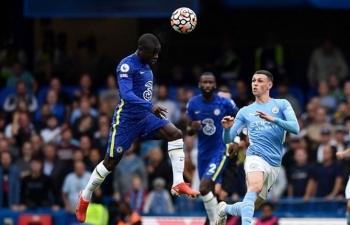 Thua Man City, Chelsea mất ngôi đầu Ngoại hạng Anh