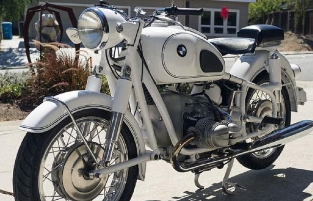 Những điều ít biết về mô tô của BMW