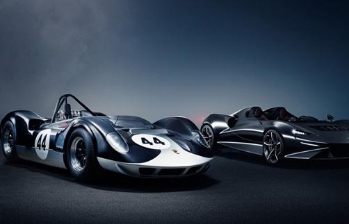 Siêu xe McLaren Elva 2020 ra đời từ nguồn cảm hứng cách đây gần 60 năm