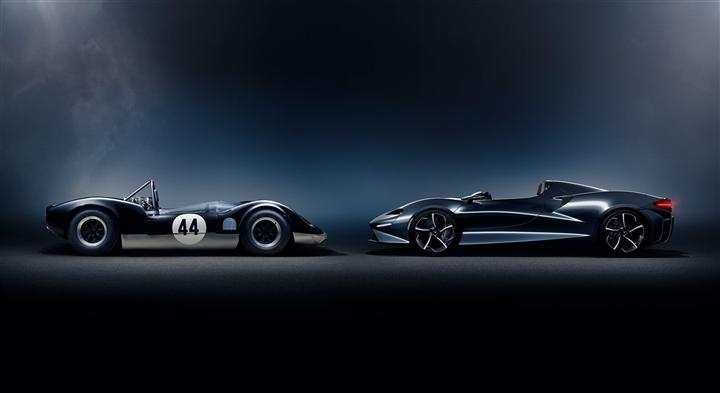 Siêu xe McLaren Elva 2020 ra đời từ nguồn cảm hứng cách đây gần 60 năm - 1