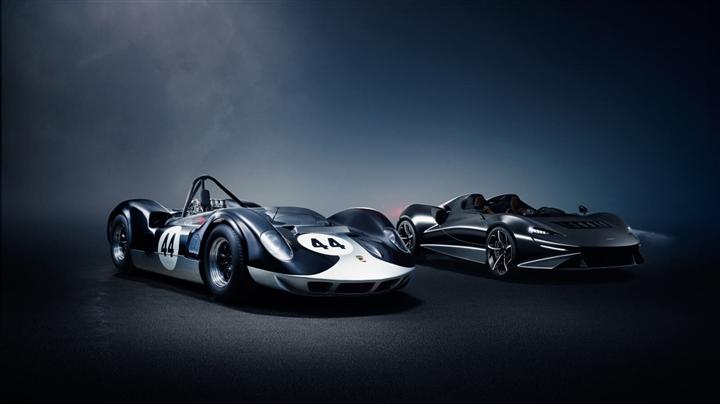 Siêu xe McLaren Elva 2020 ra đời từ nguồn cảm hứng cách đây gần 60 năm - 2