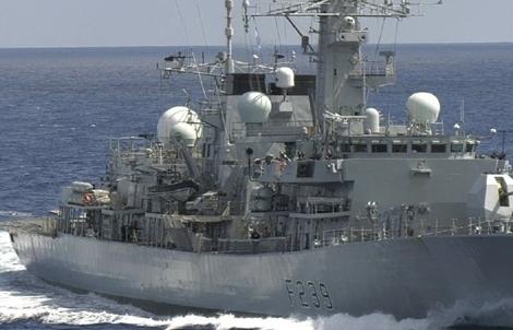Tàu chiến Anh đi qua eo biển Đài Loan, Trung Quốc tố có 'ý đồ xấu xa'