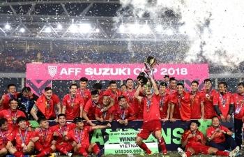 Chốt địa điểm tuyển Việt Nam đấu AFF Cup 2020