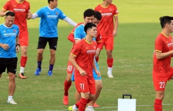 Tuyển Việt Nam đón tin vui trước trận gặp Trung Quốc