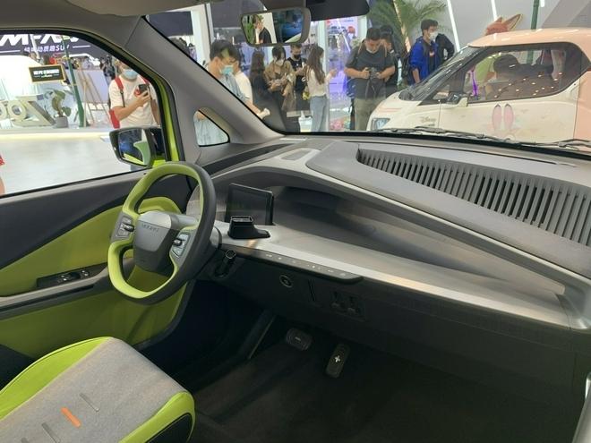 Khám phá mẫu ô tô điện 2 chỗ, giá chỉ 210 triệu đồng - 6