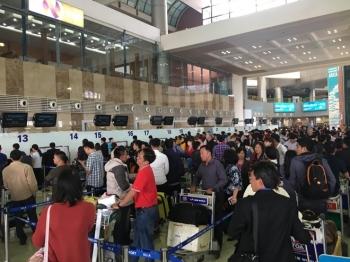 Hàng không Việt Nam: Đường bay nội địa nhộn nhịp trở lại