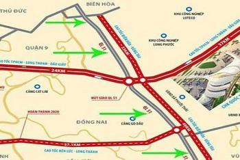 Trình Thủ tướng dự án cao tốc Biên Hòa- Vũng Tàu gần 24.000 tỷ đồng trong tháng 10