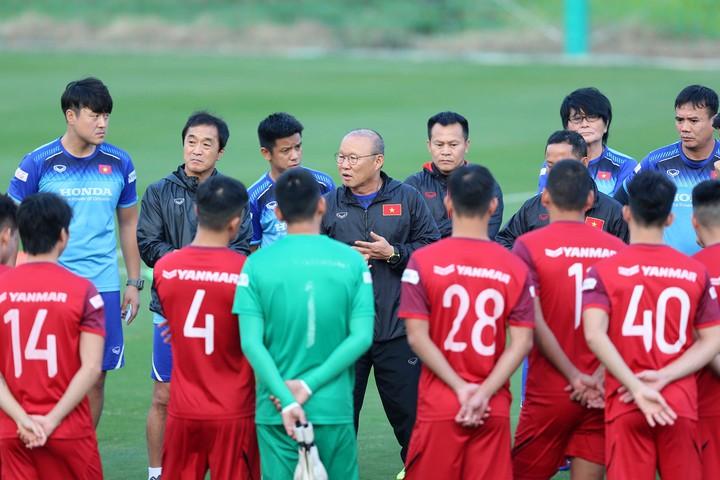 ĐT Việt Nam tập trung ngay trong tháng 11 tới