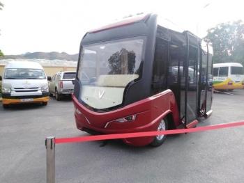 Bộ Giao thông đồng thuận với đề xuất dùng xe buýt điện tại Hà Nội và TP.HCM của Vingroup