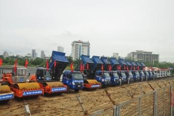 Mở rộng sân đỗ máy bay tại Sân bay quốc tế Đà Nẵng