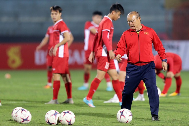 dt viet nam khoi dong cho aff cup 2021 ngay tu cuoi nam nay