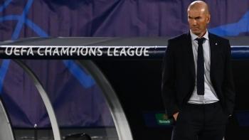 Zinedine Zidane nói gì sau khi Real thua thảm trên sân nhà