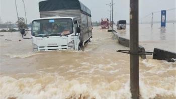 Quảng Trị đề nghị tạm dừng thu phí BOT để thuận lợi công tác cứu trợ