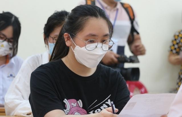 Bộ Giáo dục và Đào tạo công bố phương án thi tốt nghiệp THPT 2022
