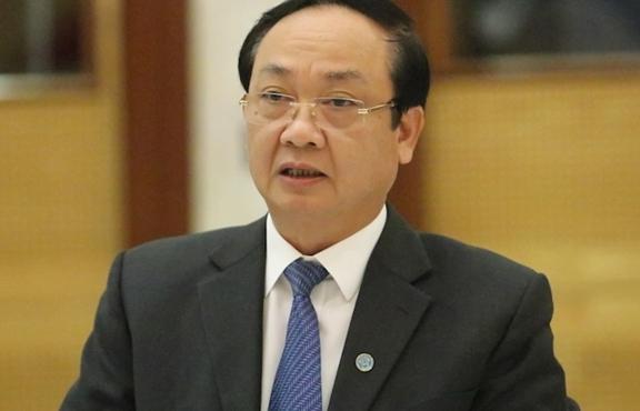 Kỷ luật cảnh cáo nguyên Phó Chủ tịch UBND TP Hà Nội Nguyễn Thế Hùng