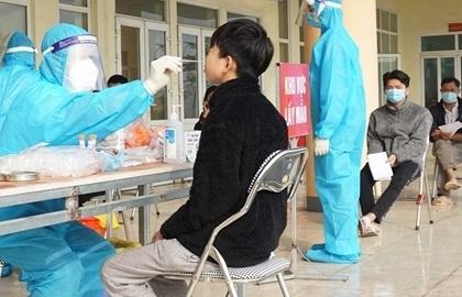 Phú Thọ khẩn trương xây dựng khu cách ly y tế tập trung sức chứa 480 người