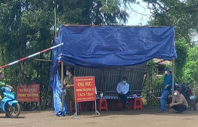Đắk Lắk liên tiếp ghi nhận nhiều ổ dịch trong cộng đồng