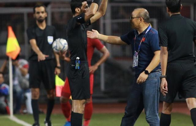 Huấn luyện viên Park Hang-seo bỗng dưng… nền tính!
