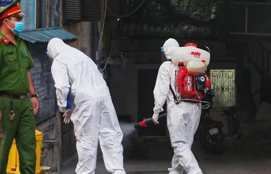 Hà Nội thêm 16 người dương tính SARS-CoV-2, trong đó 7 ca ngoài cộng đồng