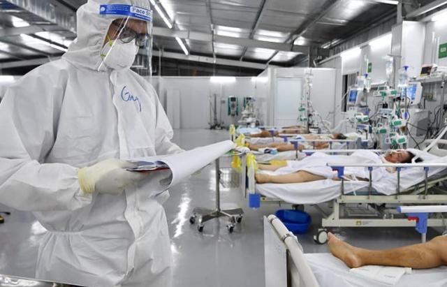53 tỉnh ghi nhận 3.639 ca mắc COVID-19, Phú Thọ thành lập Bệnh viện dã chiến số 2