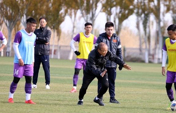 HLV Park Hang Seo yêu cầu U23 Việt Nam tập trung, quyết thắng U23 Myanmar