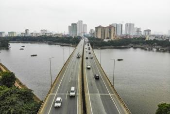 Những cây cầu xóa điểm đen ùn tắc ở Hà Nội