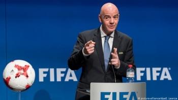 Chủ tịch FIFA chúc mừng Viettel đăng quang ngôi vô địch LS V.League 1/2020