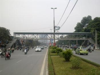 Đề xuất xây dựng hầm qua các nút giao Hoàng Quốc Việt, Cổ Nhuế với vành đai 3 gần 2.000 tỷ đồng