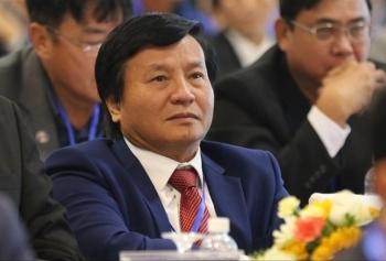 Tân Phó Chủ tịch VFF Lê Văn Thành rút khỏi ghế nóng bóng chuyền