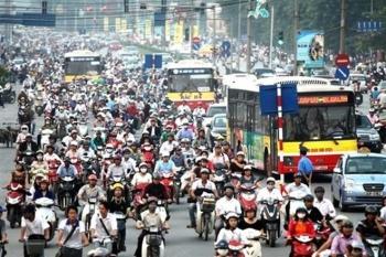Hà Nội: Hạn chế xe hợp đồng 16 chỗ trở lên chở khách du lịch vào trung tâm để giảm ùn tắc