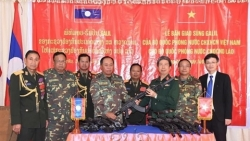 viet nam cung cap sung truong galil cho lao
