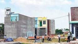 Có dấu hiệu bao che xây nhà không phép ở TP.HCM