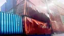 Thùng container Trung Quốc nổ ở cảng Cát Lái chứa hàng gì?