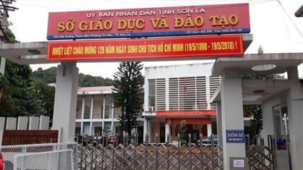 lanh dao co con nang diem lai di tap huan thi 2019