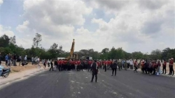 Địa ốc Alibaba gây náo loạn: Chốt ngày cưỡng chế
