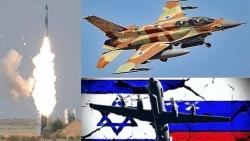 israel xin them vu khi my danh phu dau s 300 syria