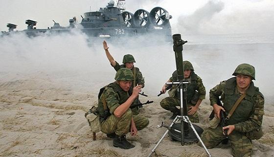 Súng cối thông minh không tiếng động Gall của đặc nhiệm Nga