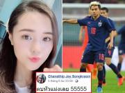 ban gai duy manh vao facebook messi thai lan binh luan cuc gat
