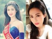 Hoa hậu Thu Thủy thừa nhận đụng
