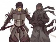 su khac nhau giua ninja va samurai it nguoi biet
