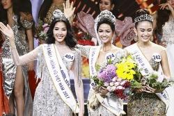 thi hoa hau khong phep tai khach san 5 sao o ha noi