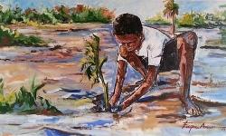 Tết trồng cây