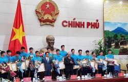 Thủ tướng trao Huân chương Lao động hạng Nhất cho đội tuyển U23 Việt Nam