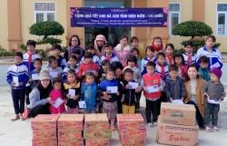 Công ty CP Truyền thông Thời Mới: Lại đến với bà con Điện Biên - Lai Châu