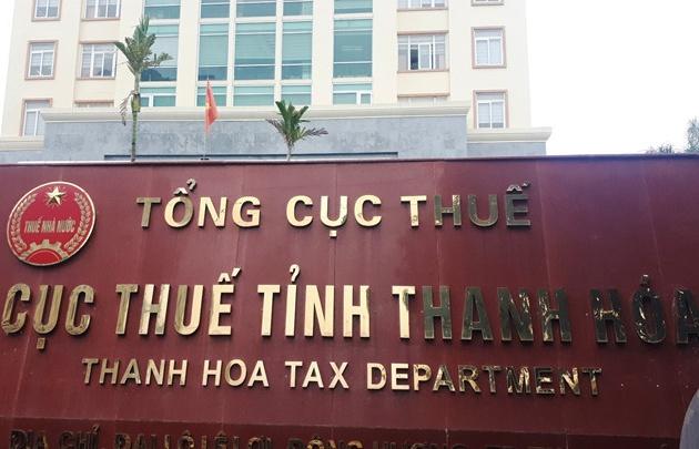 Cục Thuế Thanh Hóa xin 700 triệu đồng để 'động viên cán bộ'