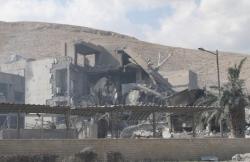syria bi mat ben trong kho vu khi hoa hoc moi duoc nga phat hien o douma