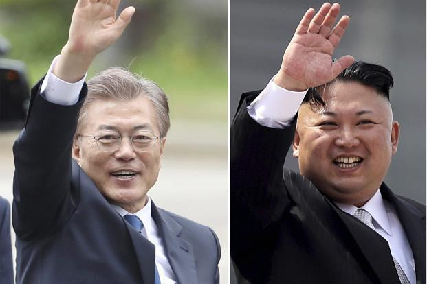 ong kim jong un va tt moon jae in co the dien dam trong tuan nay