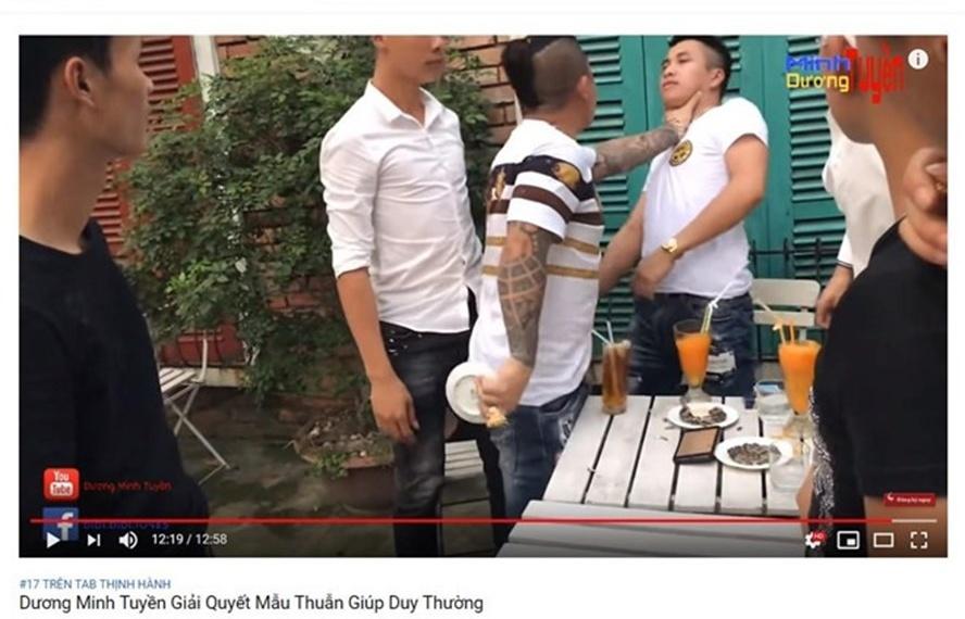 kenh youtube giang ho trieu view ngoai kha banh duong minh tuyen con ai